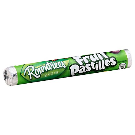 Rowntrees Nestle Candy Pastilles Fruit - 1.8 Oz