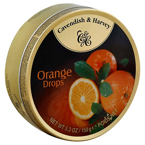 Cavendish & Harvey Orange Drops - 5.3 Oz