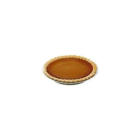Bakery Pie 9 Inch Pumpkin - Each