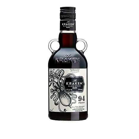 Kraken Spiced Rum 94 Proof - 375 Ml