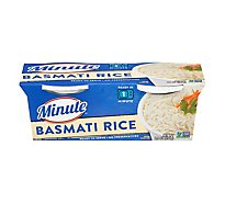 Minute Ready to Serve! Rice Microwaveable Basmati Cup - 8.8 Oz
