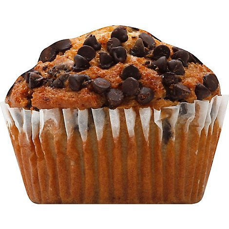 Bakery Muffins Chocolate Chip 6 Count - Each