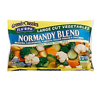 Flav-R-Pac Grande Classics Vegetable Blends Normandy Blend - 20 Oz