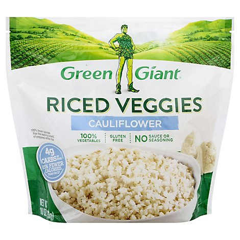 Green Giant Riced Veggies Cauliflower - 10 Oz