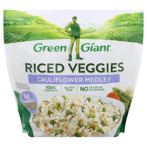 Green Giant Riced Veggies Cauliflower Medley - 10 Oz