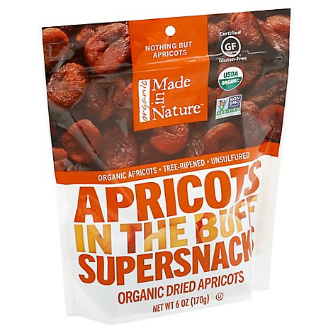 Made In Nature Apricot Organic - 6 Oz