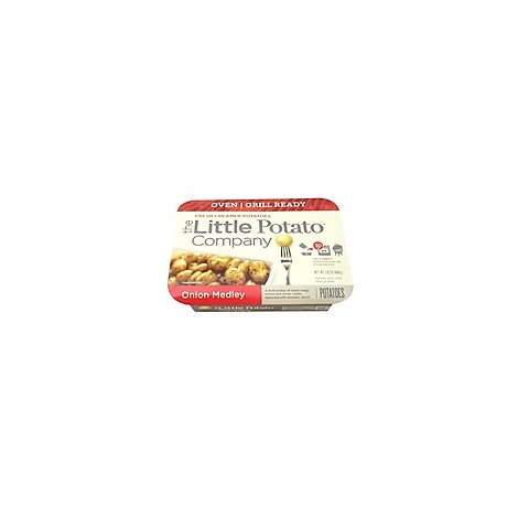 Potatoes Creamer Onion Medlely Oven/Grill Ready - 1 Lb