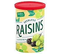 Signature Farms Raisins Seedless - 20 Oz