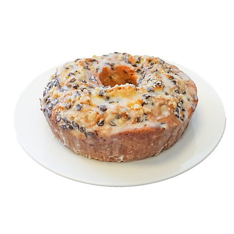 Bakery Pudding Ring Pumpkin Chocolate Chip - Each