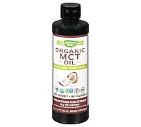 Natures Way Mct Oil - 16 Oz