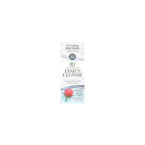 Natures Way Thisilyn Cleanse - 90 Count