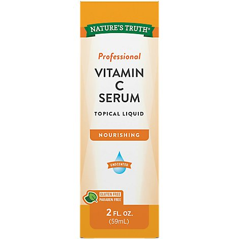 Nat Truth Vit C Serum - 2 Oz