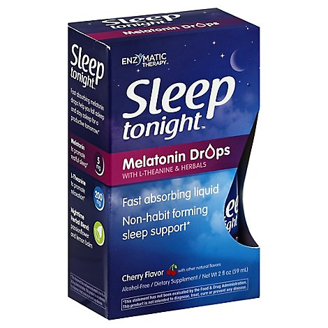 Natures Way Sleep Tnt Chry Drops - 2 Oz