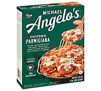 Michael Angelos Family Entrees Chicken Parmesan - 25 Oz