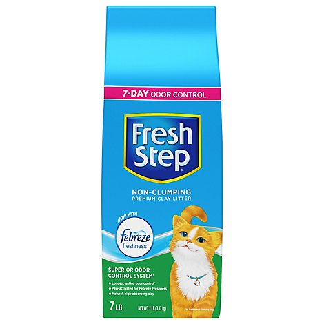 Fresh Step Cat Litter Extreme Clay Bag - 7 Lb