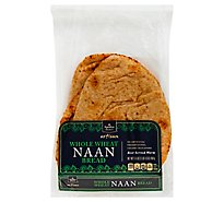 Select Naan Whole Wheat Flat Bread - Each