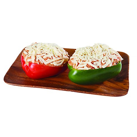 Meat Counter Sides Stuffed Bell Peppers 1.50 LB