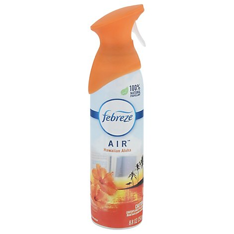 Febreze AIR Air Freshener Hawaiian Aloha - 8.8 Oz