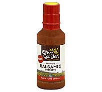 Olive Garden Dressing Red Wine Balsamic - 16 Fl. Oz.