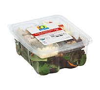 O Organics Salad Apple Walnut With Chicken - 7 Oz
