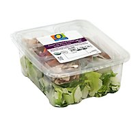 O Organics Salad Asian Style With Chicken - 6.25 Oz
