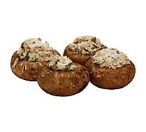 Meat Counter Sides Mushrooms Stuffed 0.50 LB