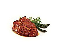Meat Service Counter Open Nature Lamb Loin Chops 1 Count - 0.25 LB