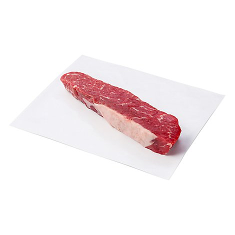 Meat Service Counter USDA Choice Beef Loin Tri Tip Steak - 1.50 Lbs.