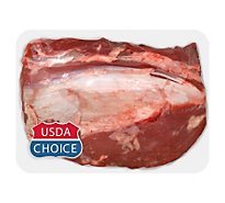 Meat Service Counter USDA Choice Beef Tenderloin Butt Whole - 2.5 Lb