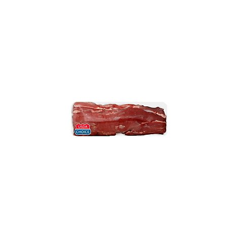 Meat Service Counter USDA Choice Beef Tenderloin Roast Chateaubriand - 2.5 Lb