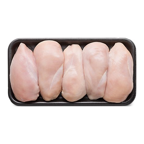Meat Service Counter Chicken Breast Boneless Skinless Valu Pack - 3.50 LB