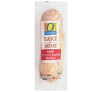 O Organics Organic Bread Batard Country Italian - Each