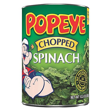 Allens Spinach Chopped - 13.5 Oz