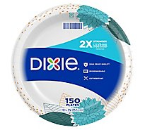 Dixie Everyday Plates Microwavable Super Mega Shield - 150 Count