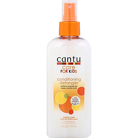 Cantu Care For Kids Conditioning Detangler - 6 Fl. Oz.