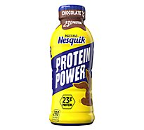 Nesquik Protein Plus Milk Chocolate - 14 Fl. Oz.