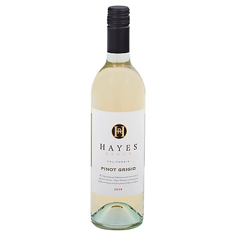 Hayes Ranch Pinot Grigio Wine - 750 Ml
