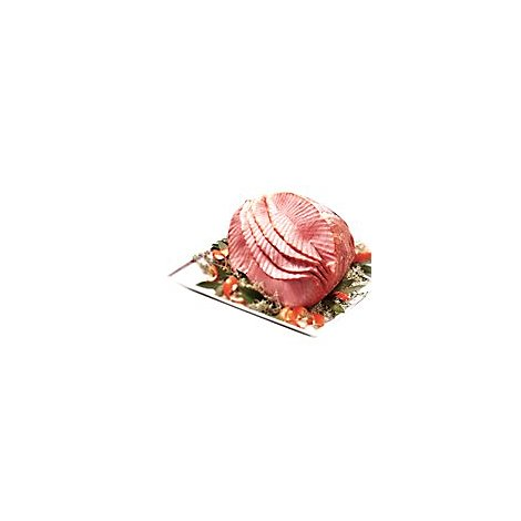 Hillshire Whole Spiral Ham With Natural Juices - 18 LB