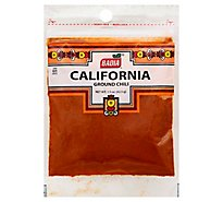 Badia Chili California Ground Bag - 1.5 Oz