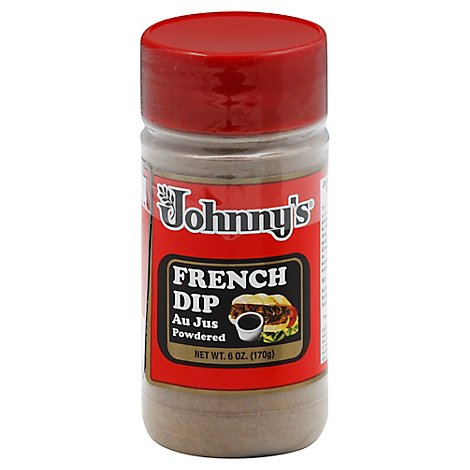 Johnnys Powdered Au Jus French Dip - 6 Oz