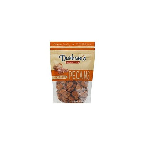 Honey Toasted Pecans - Each