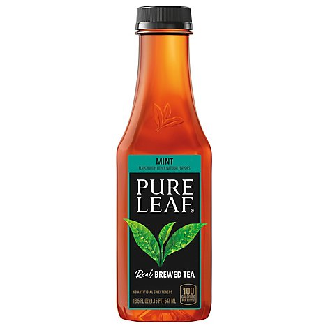 Pure Leaf Iced Tea Mint - 18.5 Fl. Oz.