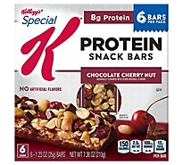 Special K Protein Snack Bars Chocolate Cherry Nut (6 Count) 7.38 oz