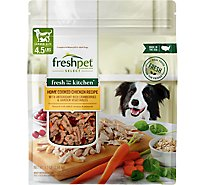 Freshpet Select Adult Dog Food Fresh From the Kitchen Home Cooked Chicken Recipe - 4.5 Lb