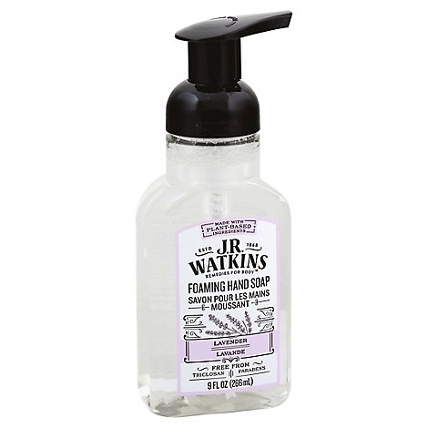 Watkins Soap Foaming Hand Lavndr - 9 Oz