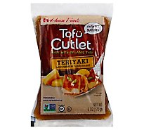 House Foods Tofu Cutlet Teriyaki - 6 Oz