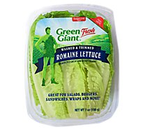 Green Giant Lettuce Romaine Washed & Trimmed - 7 Oz