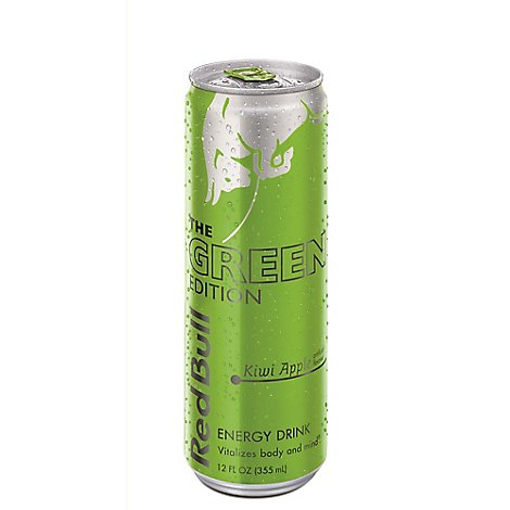 Red Bull Energy Drink Kiwi Apple - 12 Fl. Oz.