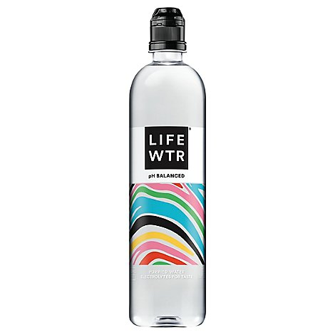 LIFEWTR Water Purified - 700 Ml