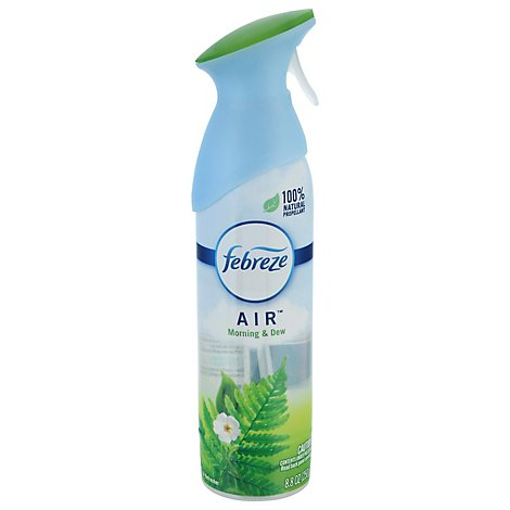 Febreze AIR Air Freshener Morning & Dew - 8.8 Oz